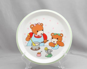 Mikasa Childs Plate - Little Chef -