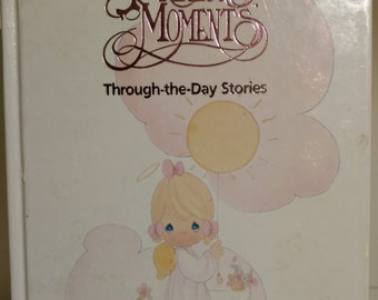 1991 Precious Moments Through the Day Stories