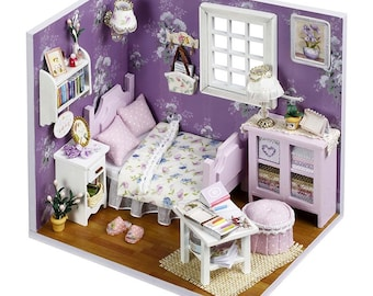 DIY Lovely Room Dollhouse