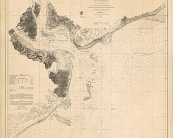 Charleston Harbor – 1865