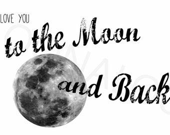 I Love You to the Moon & Back Swaddle Blanket, Crib Sheet, Minky Blanket, Galaxy Baby Boy Girl, Bedding Newborn Preemie Gift