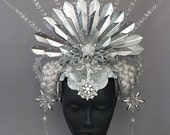Ice Queen Headpiece Crown