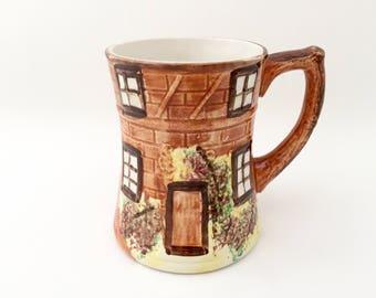 Cottage Ware Mug - Cottageware Mug - Prince Kensington Cottage Ware Cup - Coffee Mug Cottage Ware - Teacup Tea Cup - Made in England