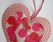 4 additional heart crafts added and shipped with package already purchased