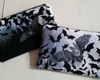 Custom Handmade Bats - Zippy Bag