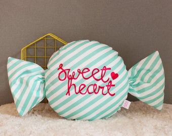 Sweet Heart Sweetie Cushion Pillow