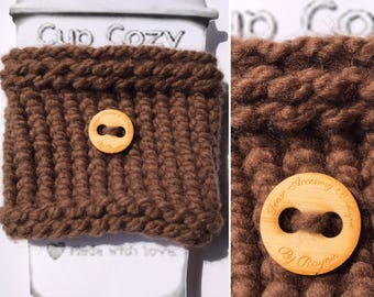Java Coffee Cup Cozy
