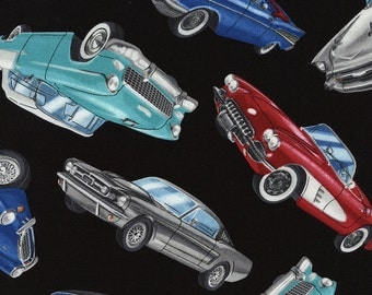Classic Muscle Cars from Timeless Treasure's Planes, Trains, and Automobile Collection