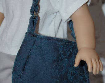 American, made, girl, doll, purse, 18 inch doll, doll accessory, doll clothes