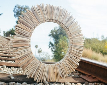 Sunburst Mirror Etsy