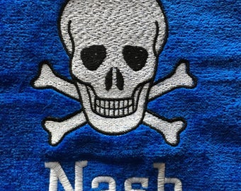 Beach towels, Personalized embroidered beach towels x 25.00 each Personalized beach towel, any design, monogrammed towels, terry velour towe