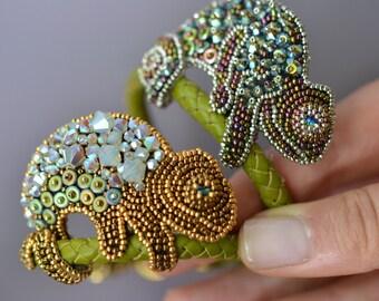 GOLD Marty the Chameleon Kit