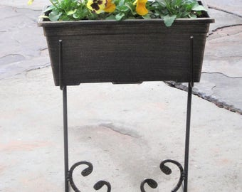 Planter Box stand