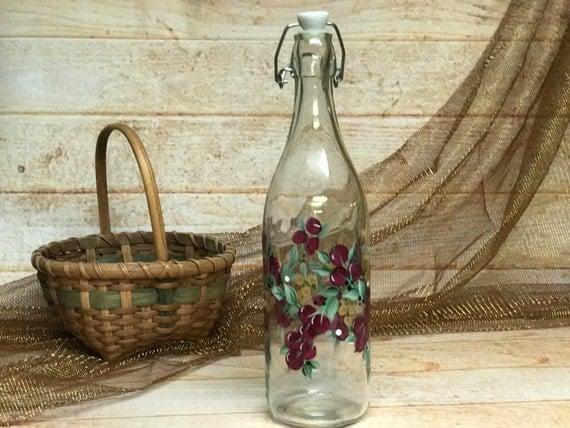 Cranberry Bottle