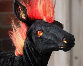 PREORDER Nightmare foal