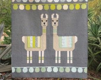 Lloyd & Lola Quilt Pattern by Elizabeth Hartman