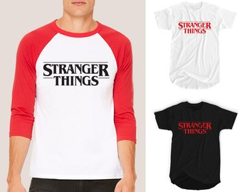 Stranger Things  T-shirt.side down - 011 - Stranger things TShirt - Hawkins Power - Will - The Upside down Tshirts are Screenprinted
