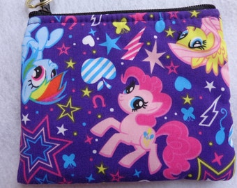 Coin Bag: My Little Pony