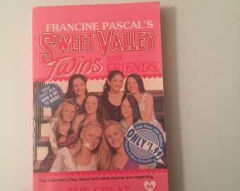 Sweet Valley Twins: The Great Boyfriend Switch No. 66 by Francine Pascal and Jamie Suzanne (1995, Paperback)