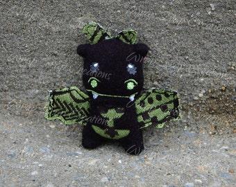 Tiny Shiny Star Designs Wrap Scrap Dragon