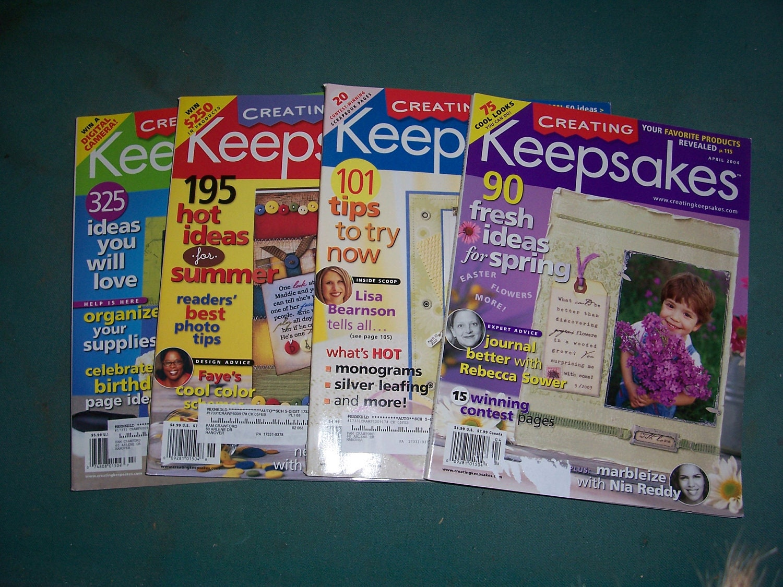 How to scrapbook magazines -  8 75