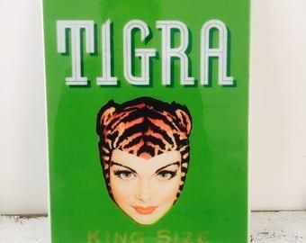 Tigra A Lartte Handmade Vintage Wall Tile