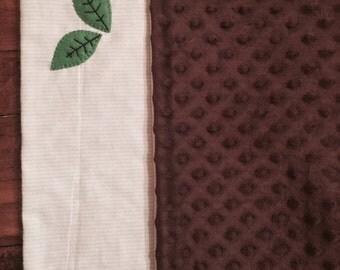 Leaf Lovey Blanket