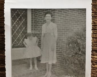 Original Vintage Photograph The Bad Seed