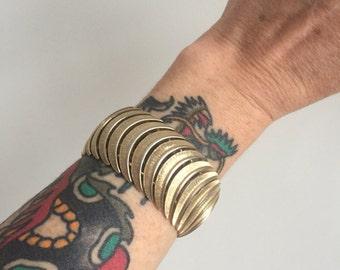 SALE! 1950s bracelet modernist