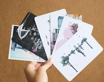 2nd Edition Postcard Set