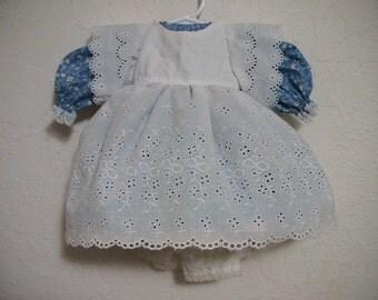 "Penifore & Dress Fits Most 18"" dolls"