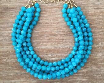 The Sparkling Turquoise Necklace Gorgeous Caribbean Ocean