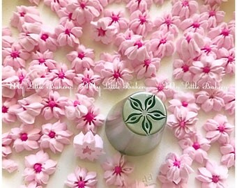NO28 Flower Russian tip/nozzle for cake and cookie decorating