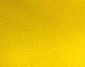 Marine Vinyl Waterproof Yellow 54 Inch Fabric by the Yard - 1 Yard