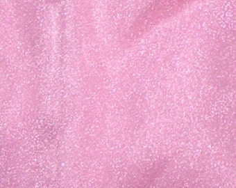 Twinkle Crepon Organza Pink 44 Inch Fabric by the Yard - 1 yard