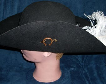 Cavalier Hat in 5 colors and 3 sizes