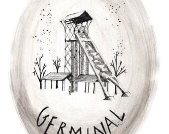 Germinal - Émile Zola
