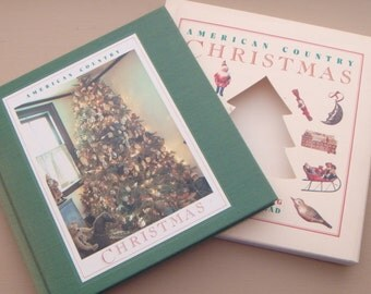 Vintage American Christmas Mary Emmerling Country Christmas Ideas Decorating for Christmas Idea Book