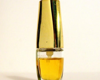 Vintage 1980s Beautiful by Estee Lauder 0.16 oz Eau de Parfum Mini Spray PERFUME