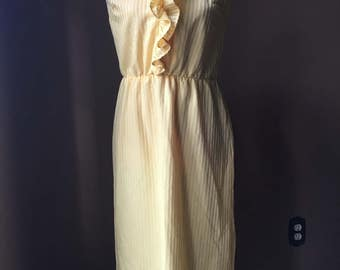 Yellow Dress by d*lang