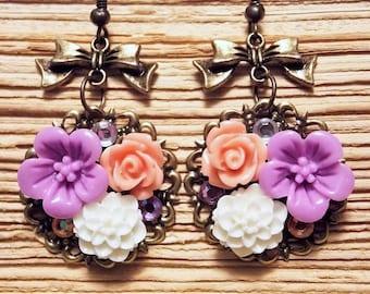 Spring Garden Earrings
