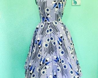 Georgie swing dress