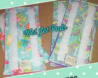 you pick, wet jet pads, reusable cloth pads, mop pads, swiffer mop, swiffer, cleaning cloths