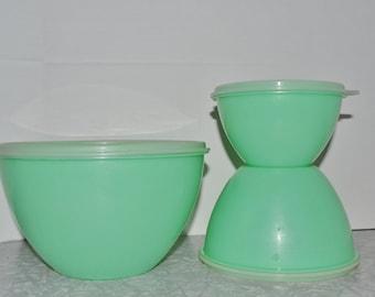 Eagle Mint Green Bowl Set of 3