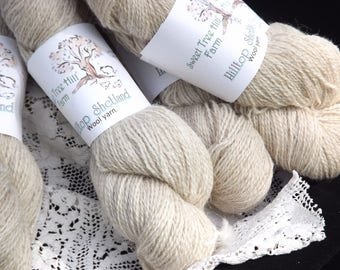 Hilltop Shetland Fingering/Sock weight-Fawn
