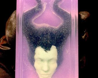 Maleficent Disney Villain Soap