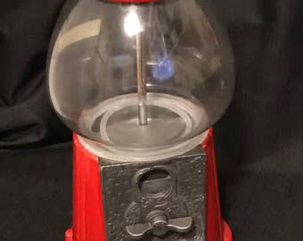 Gumball Machine by Carousel Red