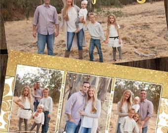Gold Foil Christmas Cards, Foil Christmas Cards, Gold Glitter Christmas Cards, Glitter Christmas Cards, Gold Glitter Christmas Cards