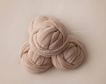 Ethan Newborn Wrap, Newborn Sweater Knit Wrap, Newborn Photo Prop, Neutral Baby Wrap, Textured Newborn Wrap