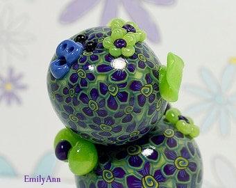 Emily Ann  Polymer Clay Piglet